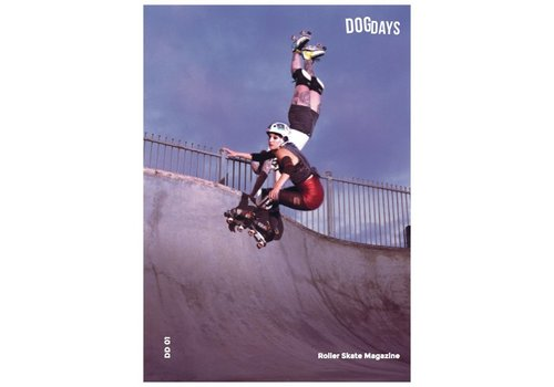 Sucker Punch Skate Shop Dog Days Magazine - Issue 1