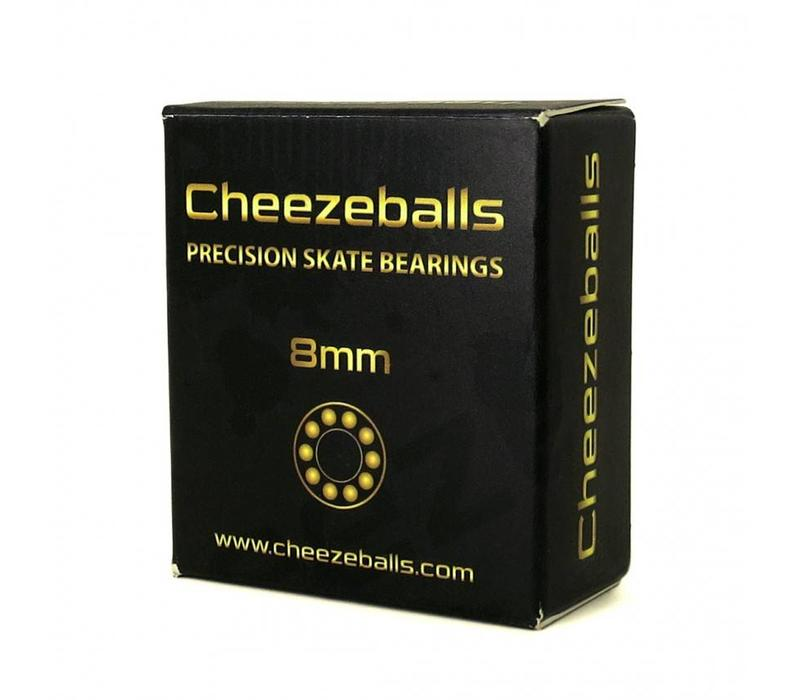 Cheezeball Cheddar Bearings
