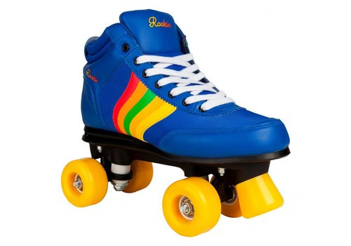 Rookie Rookie Forever Rainbow Blue Roller Skates