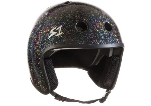S1 Helmet Co. S1 Retro Lifer Helmet Glitter