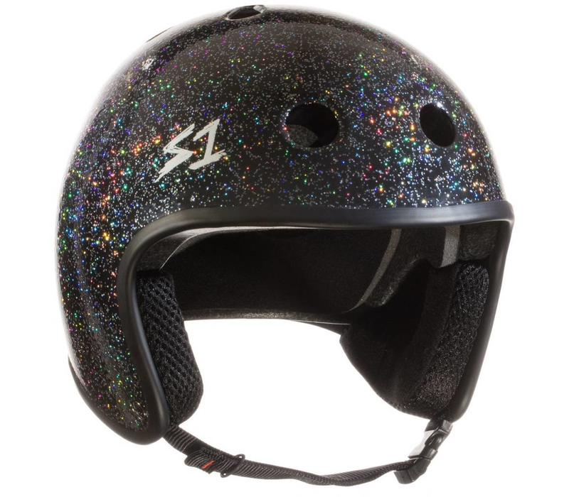 S1 Retro Lifer Helmet Glitter