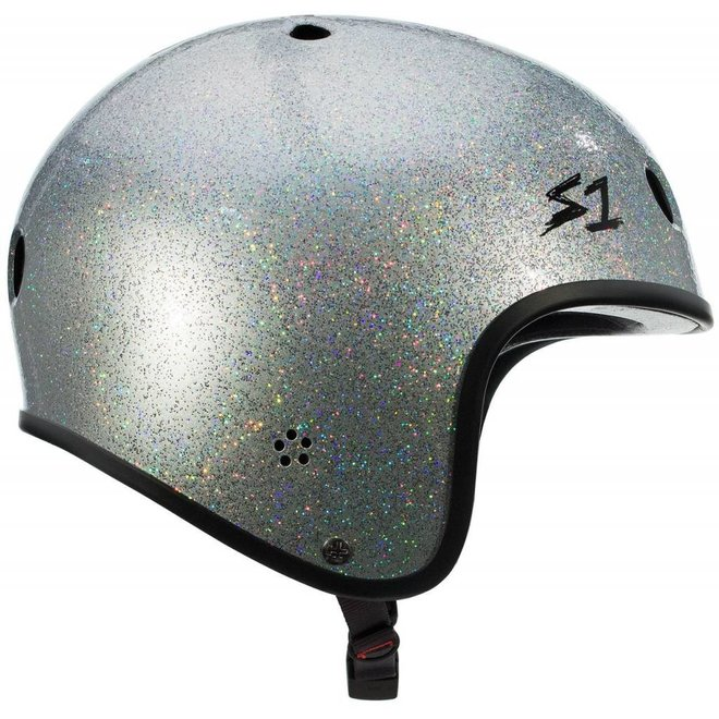 S1 Retro Lifer Helmet Glitter