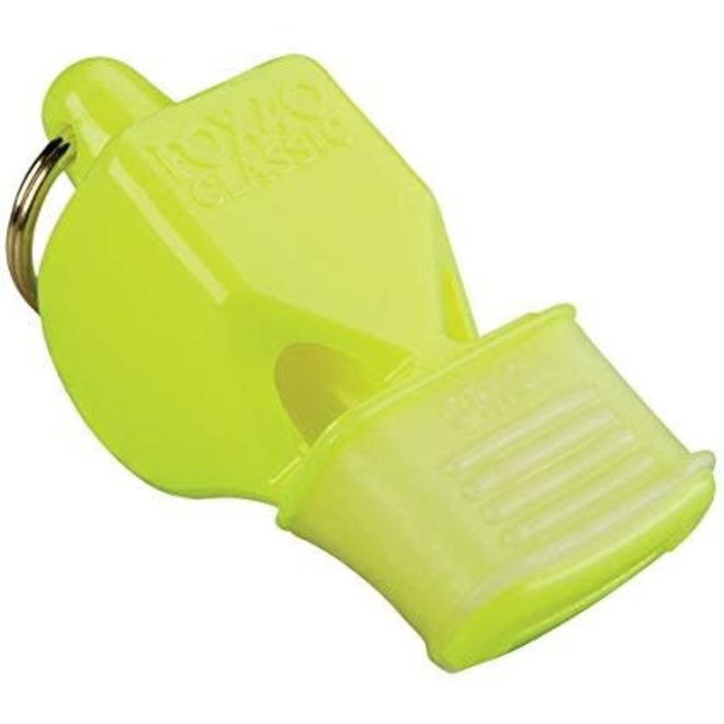 Fox40 Classic CMG Whistle Neon Yellow