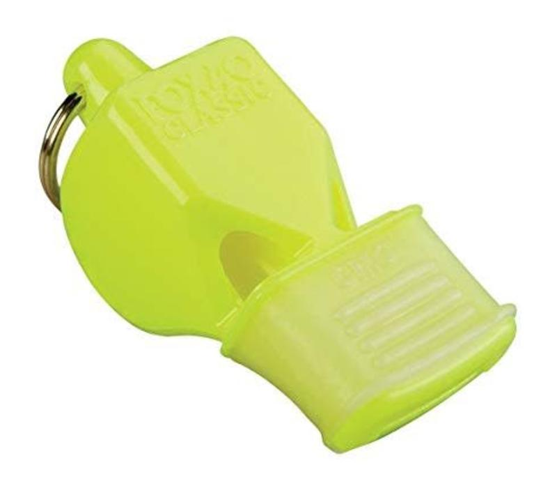 Fox40 Classic CMG Whistle Neon Yellow