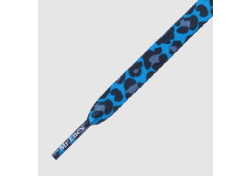 Mr Lacy Mr Lacy Royal Blue Leopard