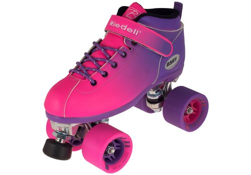 Riedell Riedell Dart Purple/Pink Ombre