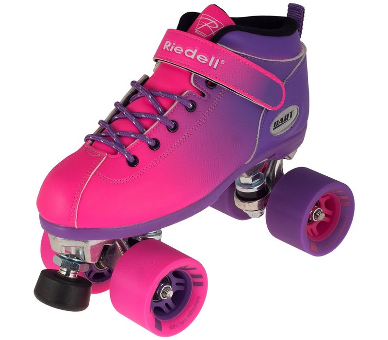 Riedell Dart Purple/Pink Ombre US 3 - EU 35