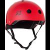 S1 Helmet Co. S1 Lifer Helmet Bright Red Gloss