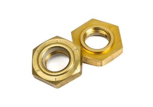 Chaya Chaya Kingpin Action Locknut Brass