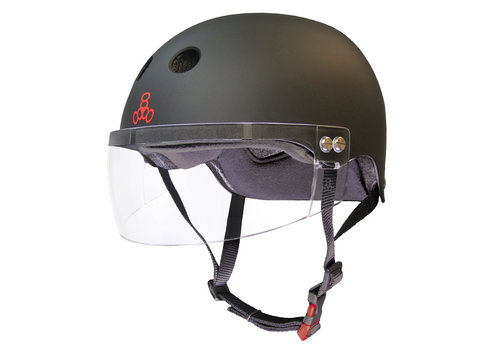 Triple 8 Triple8 Certified Sweatsaver Helmet with Visor