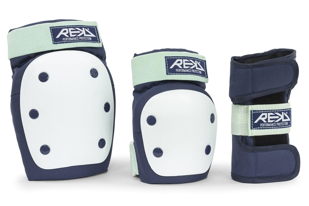 REKD Heavy Duty Triple Safety Pad Set Adult Large