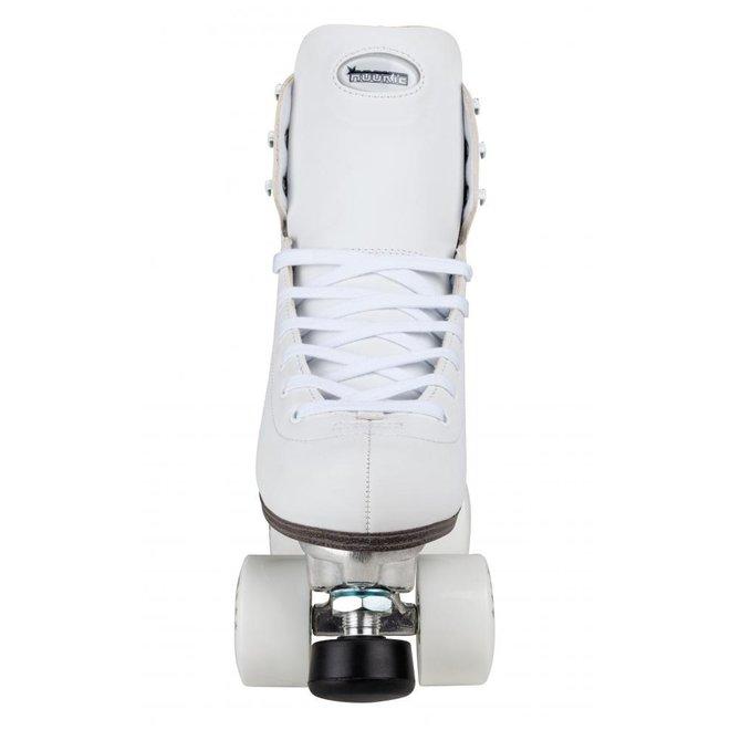 Rookie Artistic White Roller Skates