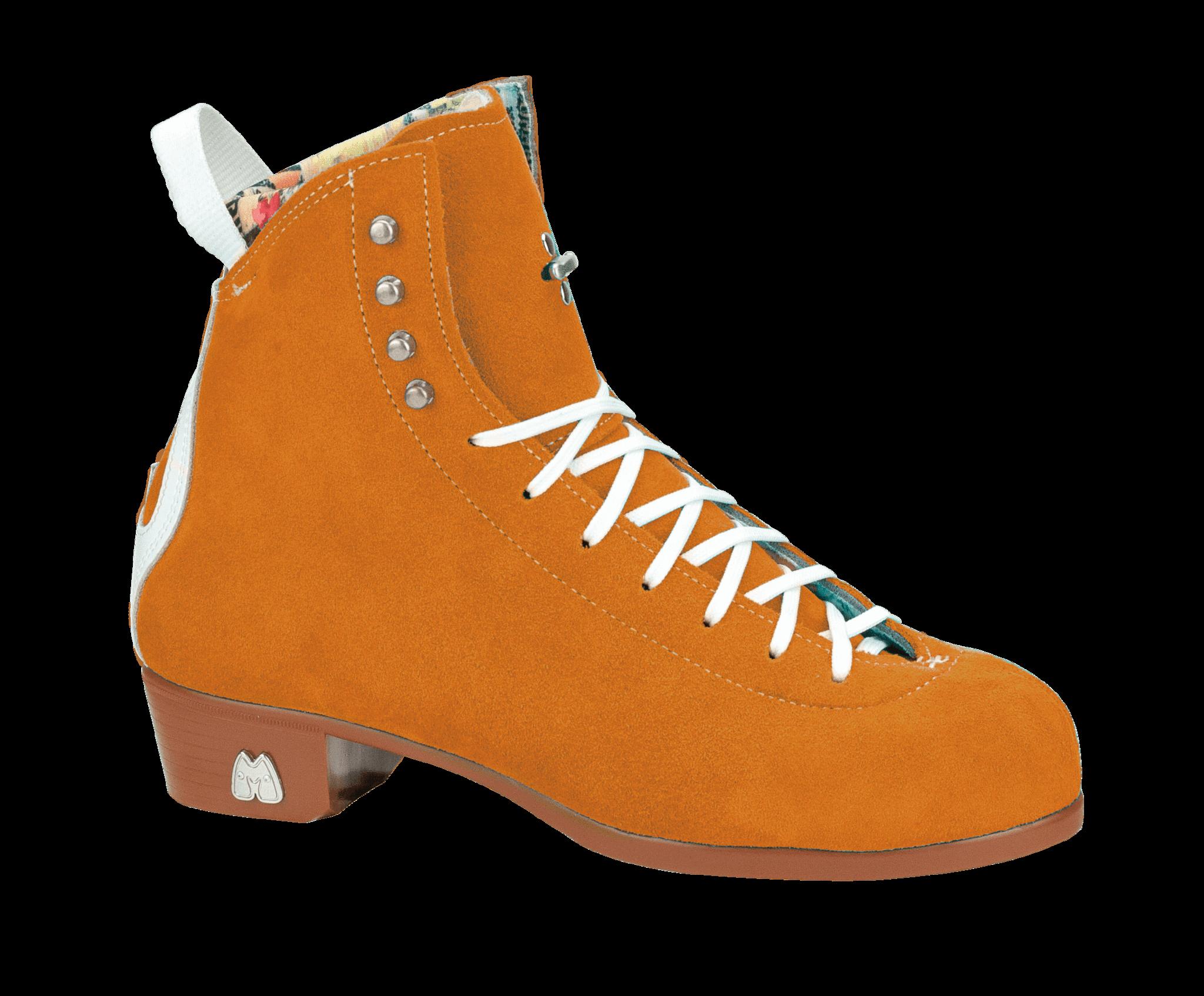 Moxi Jack Boot Clementine Orange
