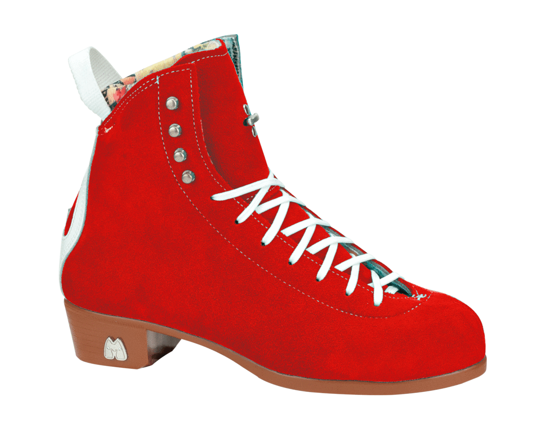 Moxi Jack Boot Poppy Red