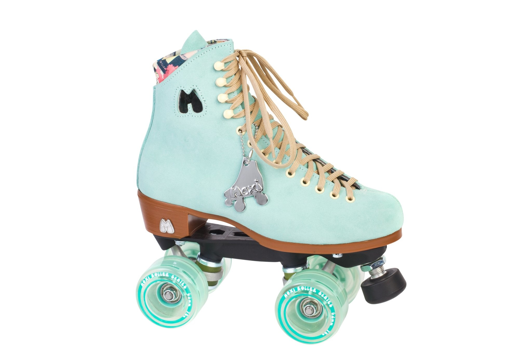 Moxi Lolly Skates Floss Teal