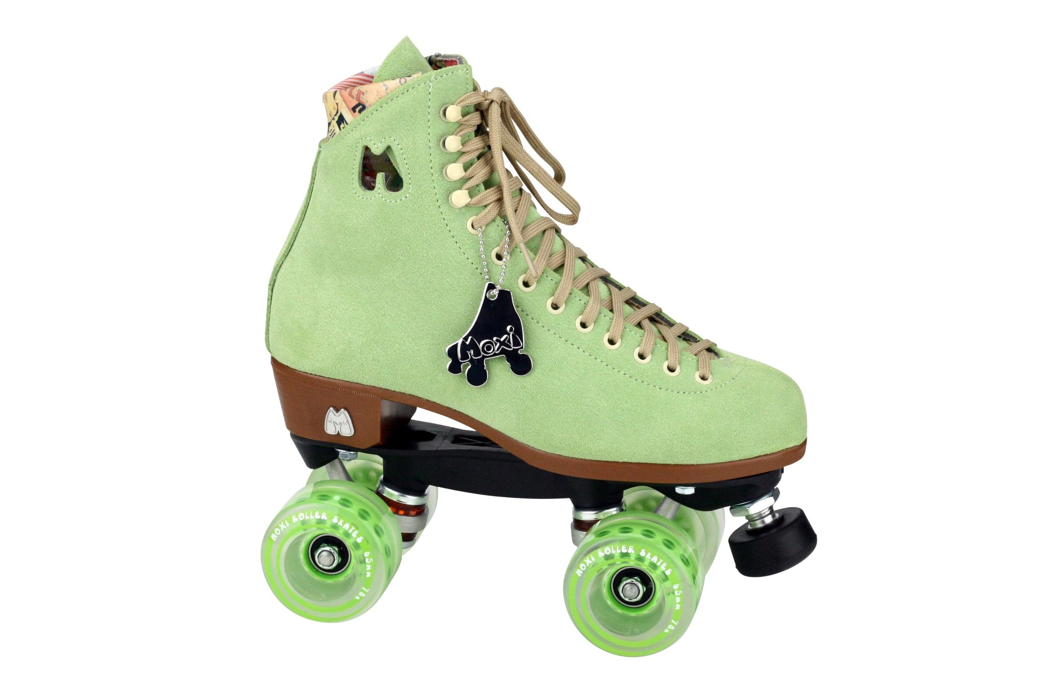 Moxi Lolly Skates Honeydew Green