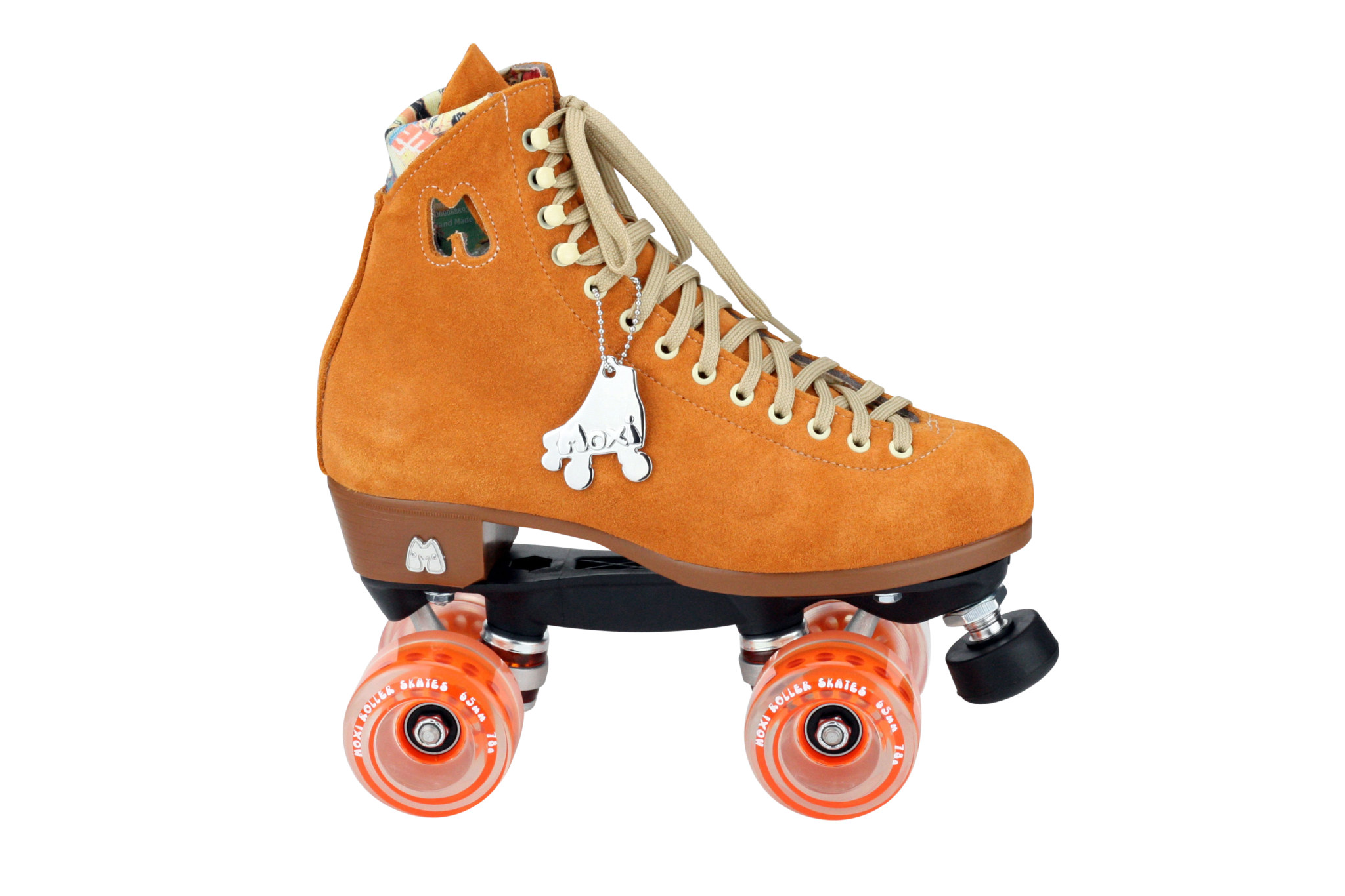 Moxi Lolly Skates Clementine Orange
