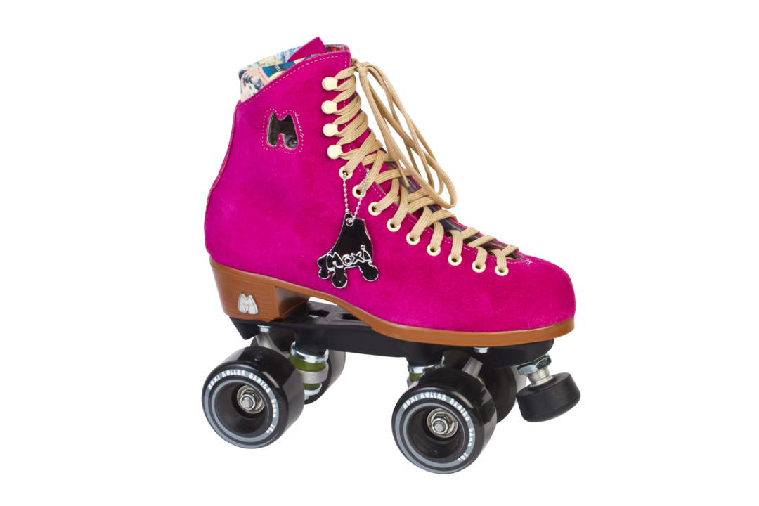Moxi Lolly Skates Fuchsia