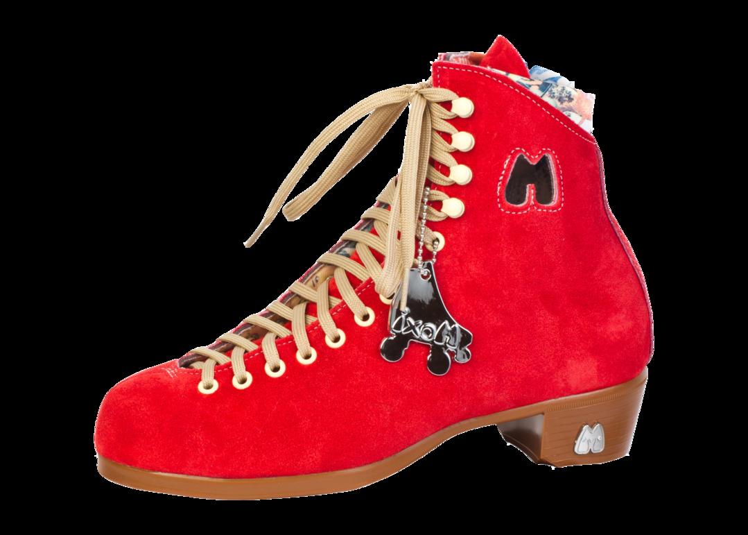 Moxi Lolly Poppy Red