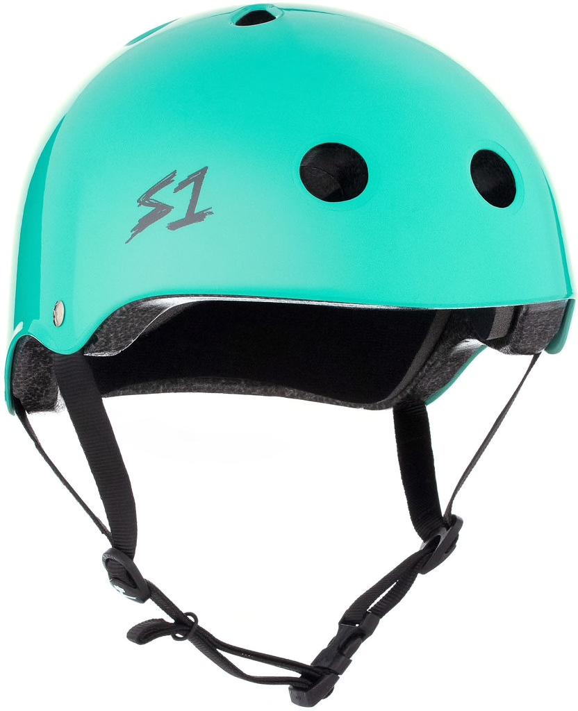 S1 Lifer Helmet Lagoon Gloss
