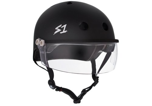 S1 Helmet Co. S1 Lifer Visor Helmet 2.0