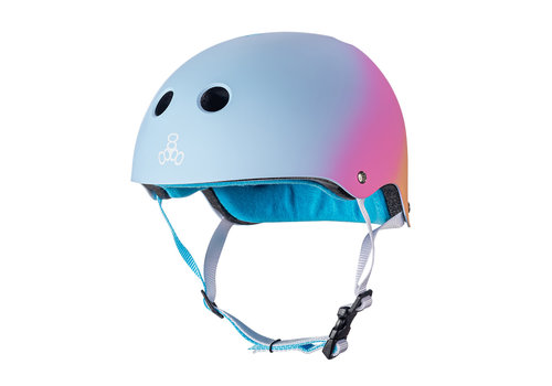 Triple 8 Triple8 Certified Sweatsaver Color Collection Helmet