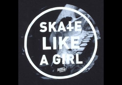 Derby Cult Derby Cult + Skate Like a Girl - Totebag