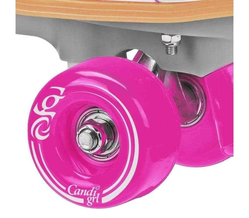 Candi Pink Wheels