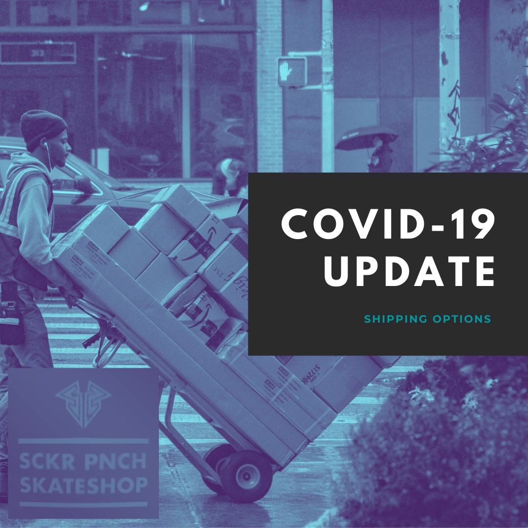 COVID-19 Shipping information