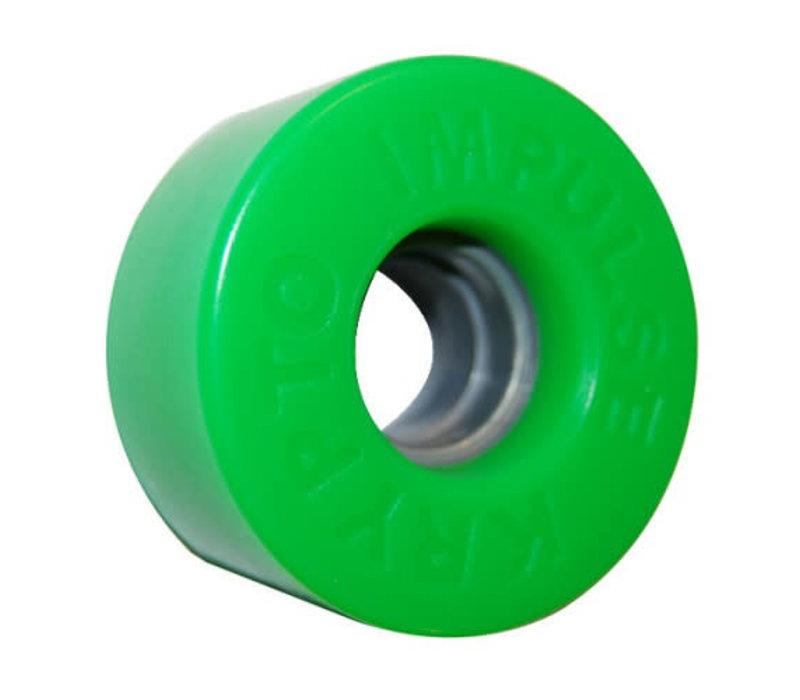 Krypto Groene buitenwielen