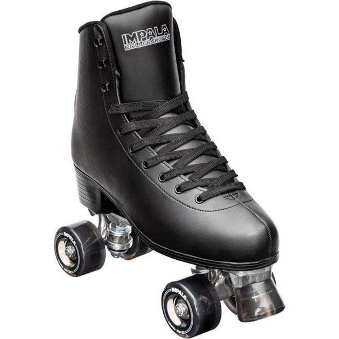 Impala Black Roller Skates