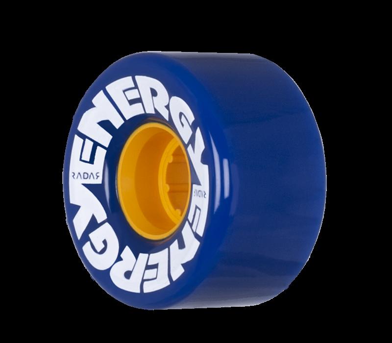 Radar Energy buiten wielen