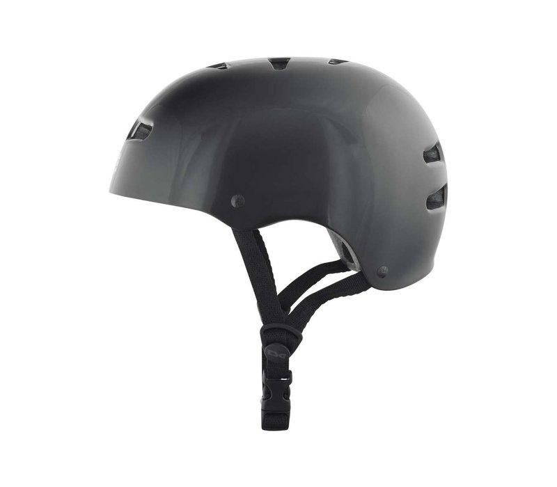 TSG Skate/BMX Helmet - Injected Black