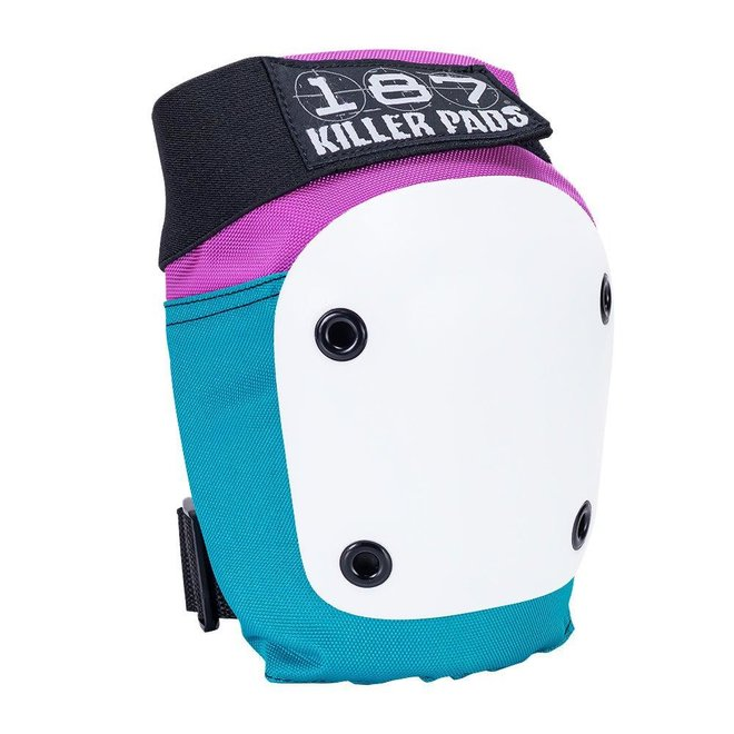 187 Adult Six Pack - Pink/Teal