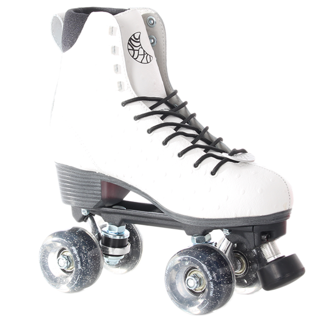 Luna Skates Princess White