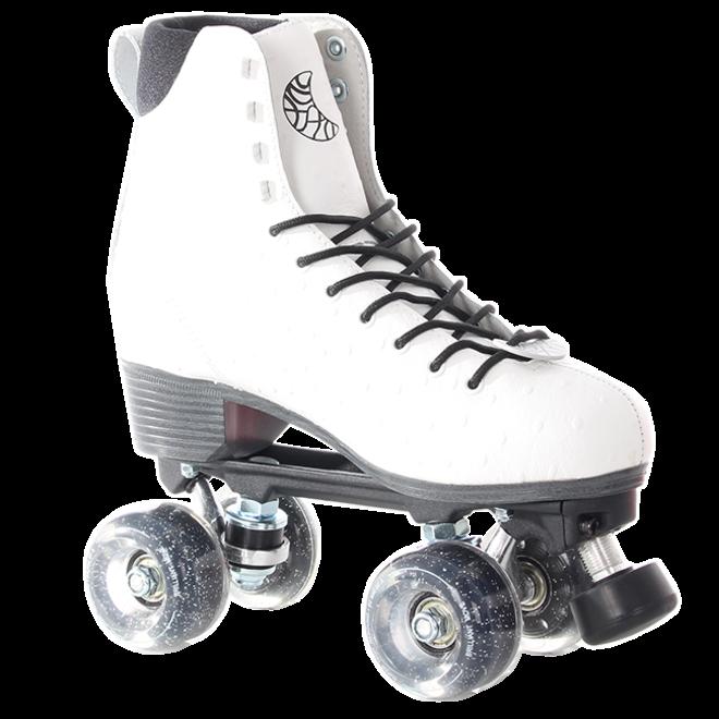 Luna Skates White