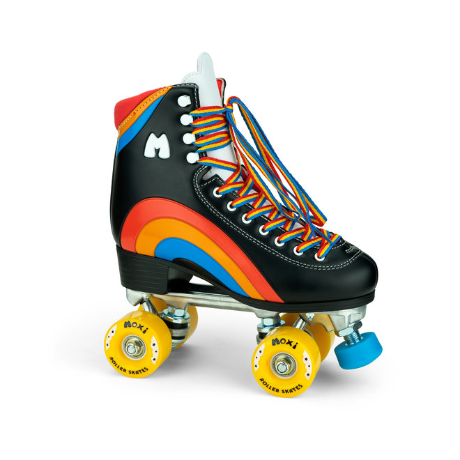 Pre-order: Moxi Rainbow Rider Rolschaatsen