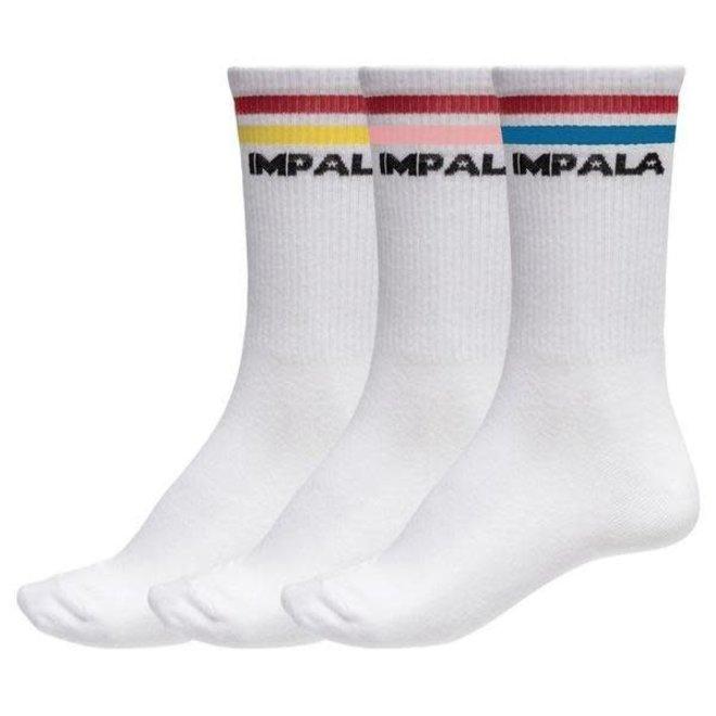 Impala Socks 3-pack