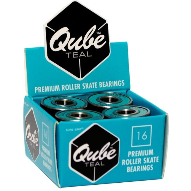 Qube Teal Bearings 7mm