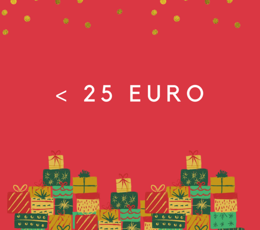 Gifts under 25 euro