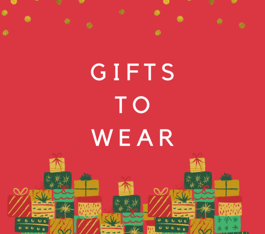 Gifts to wear