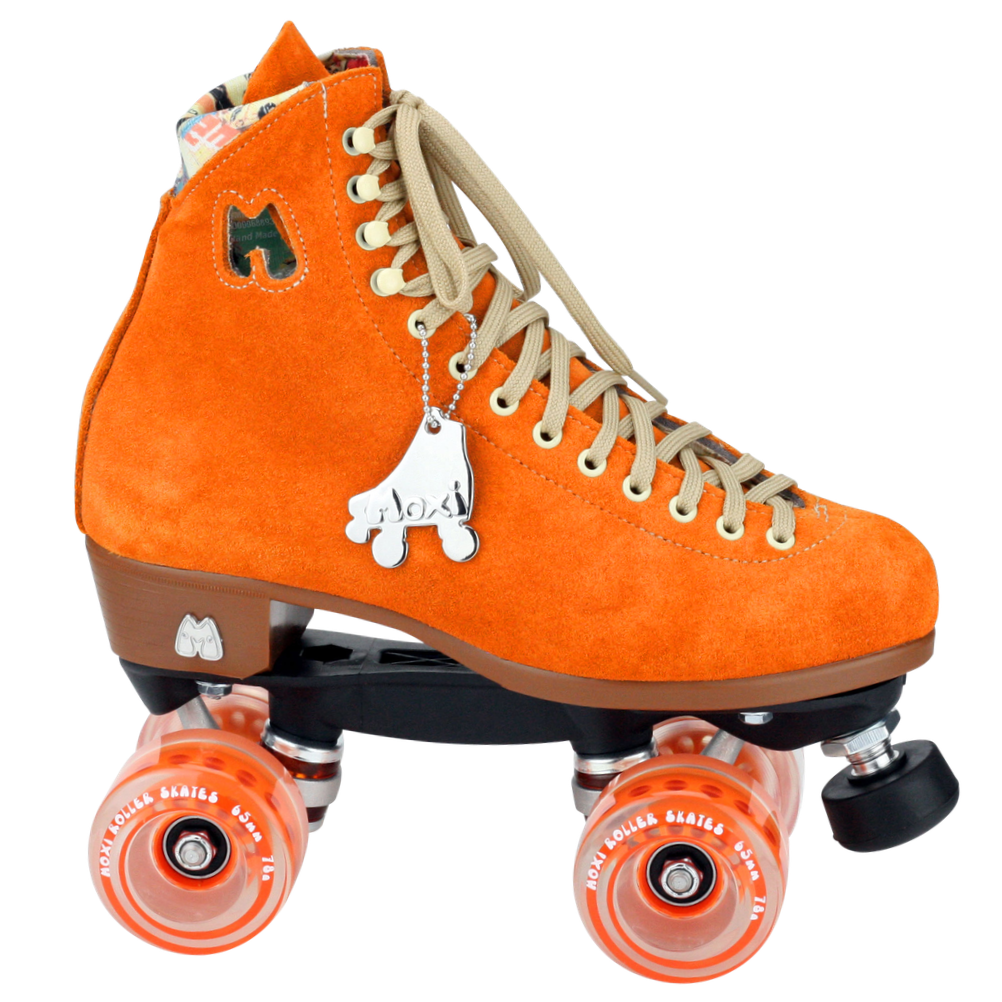 Moxi Lolly Skates Clementine Orange