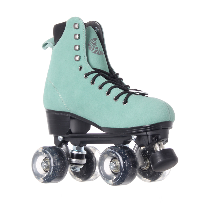 Luna Skates Mint Flash