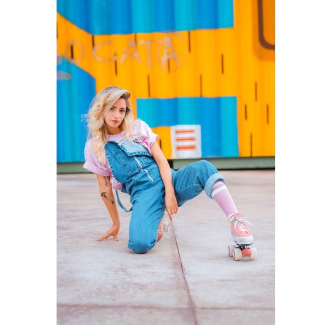 Chaya Kismet Barbie Patin Roller Skates