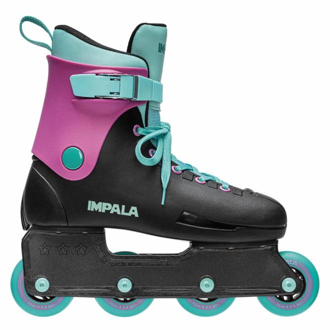 Impala Lightspeed Inline Skate - Black & Berry