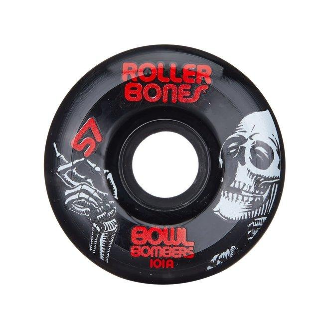 RollerBones Bowl Bombers Zwart