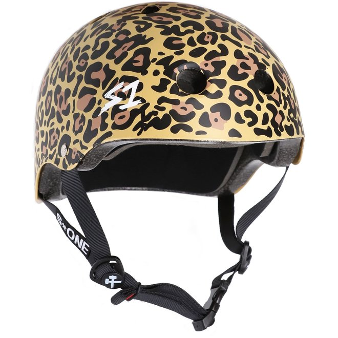S1 Lifer Helmet Tan Leopard Matte