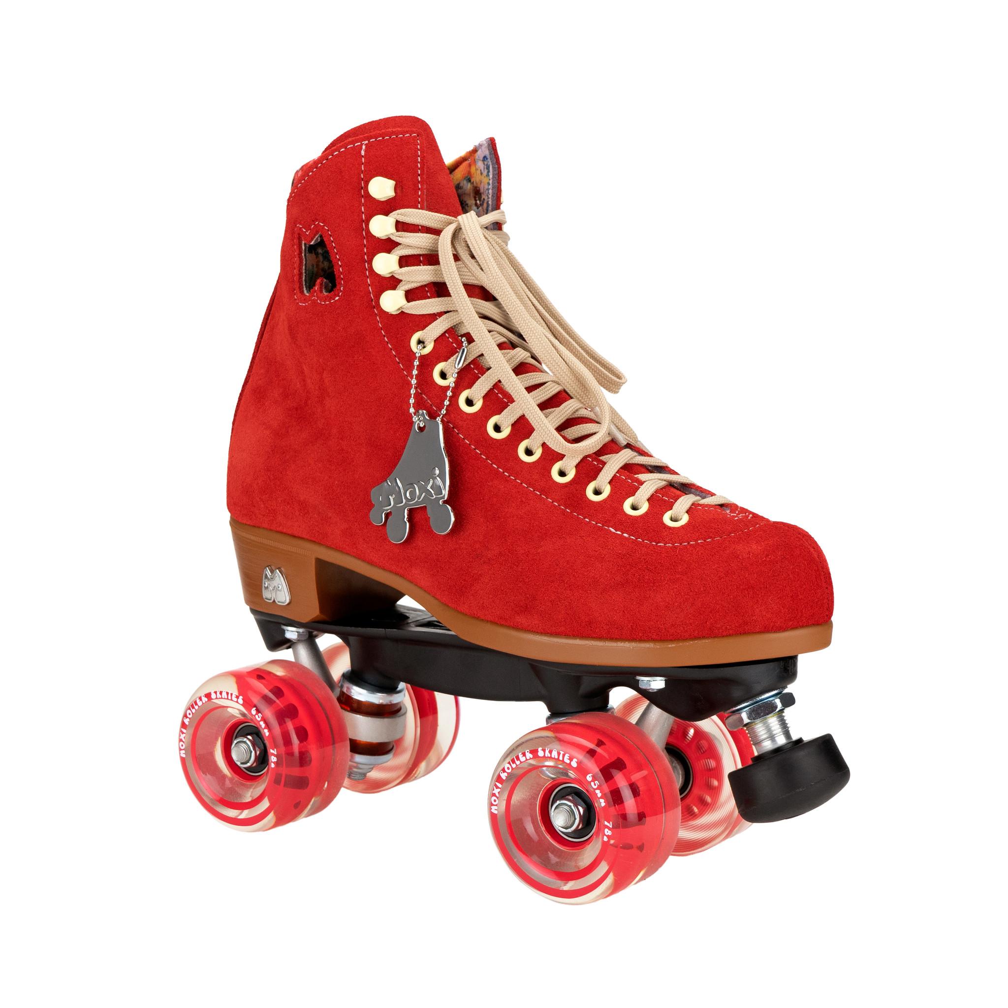 Moxi Lolly Skates Poppy Red