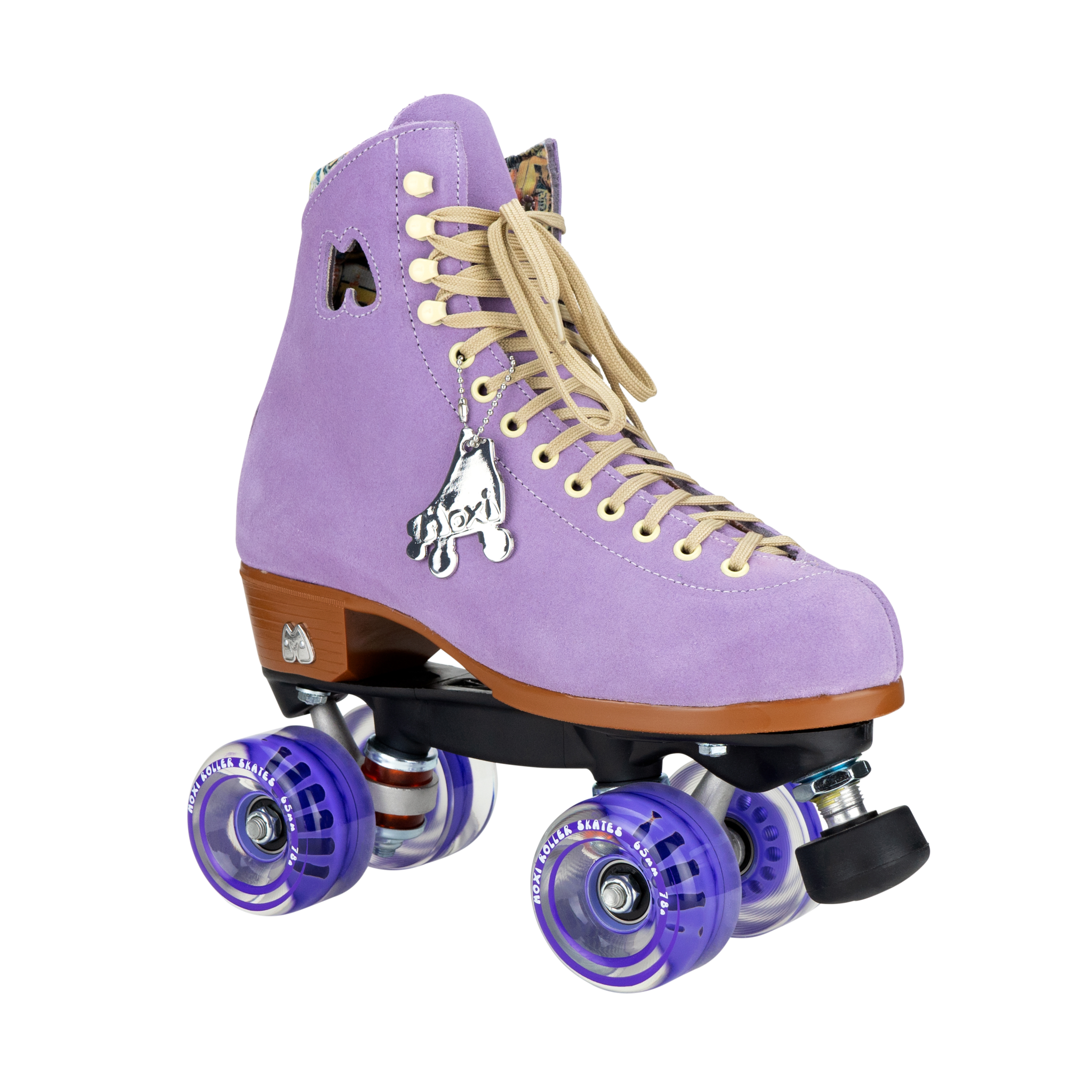 Moxi Lolly Skates Lilac