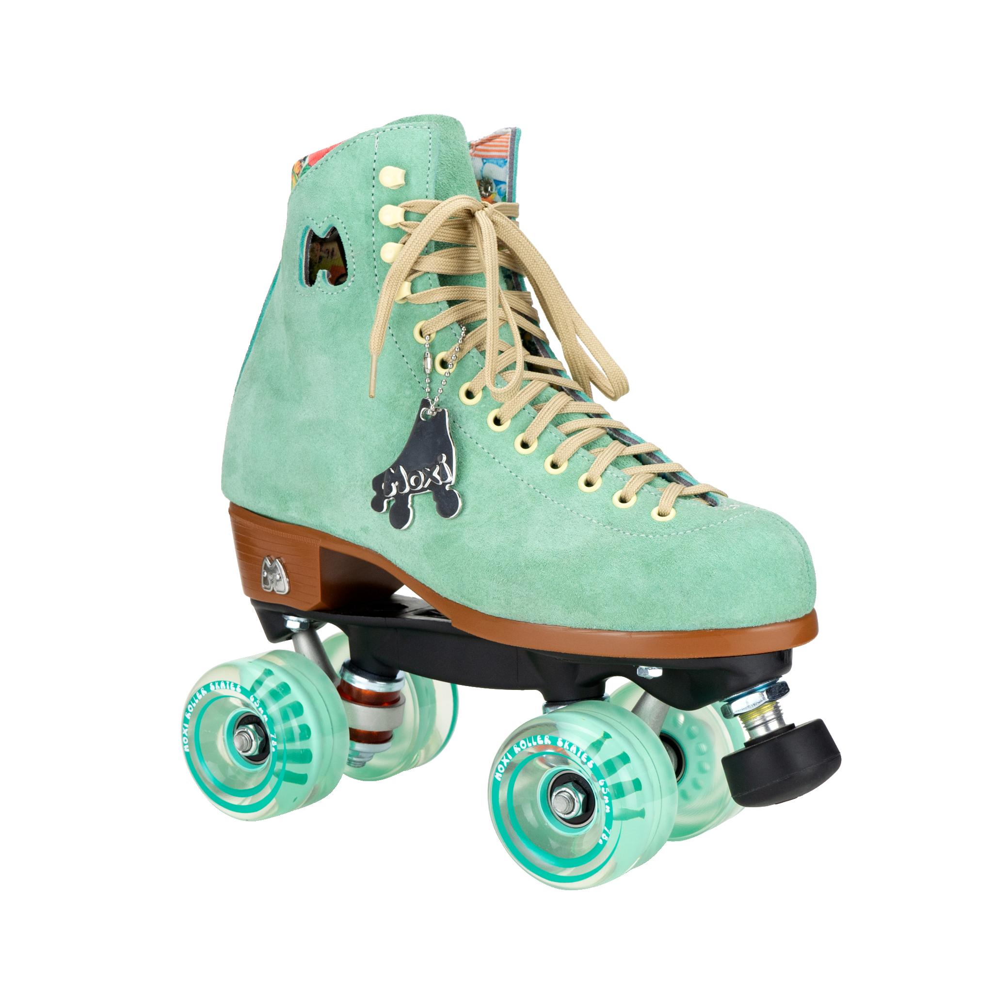 Moxi Lolly Skates Floss Teal
